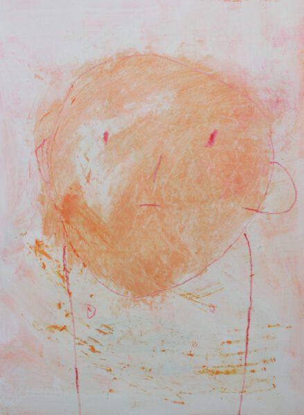 "Chris Kircher: handle with care # 16Gouache, Acryl und Buntstifte auf Papier, 29 x 22 cm, 2020<a href=""http://www.chris-kircher.de"">www.chris-kircher.de</a>"